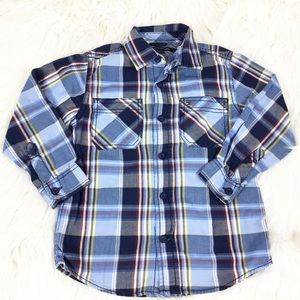 KIDS: Tommy Hilfiger Button Down Shirt
